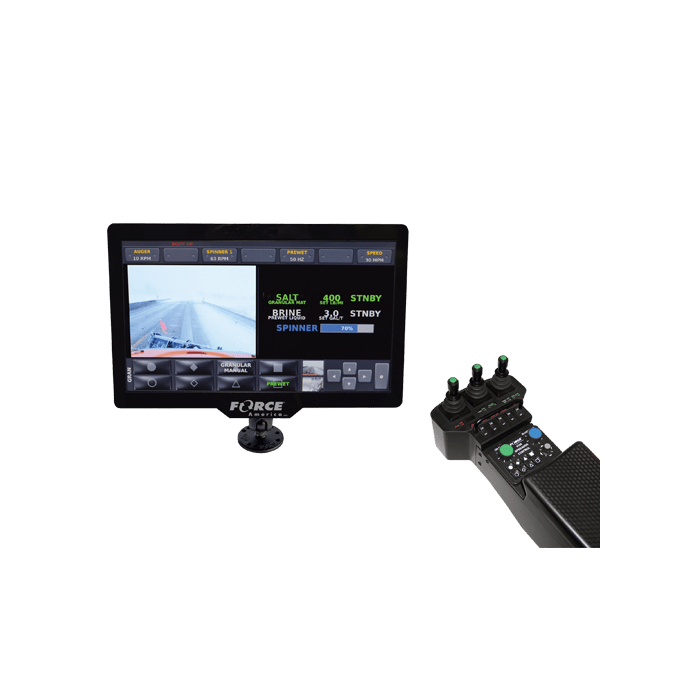 Force America SSC6100 Control System