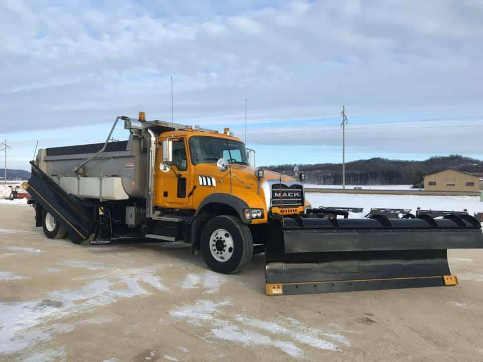 Snow Plow Equipment for Sale
