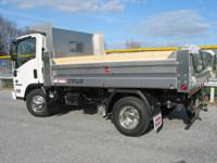 Aluminum One-Ton Dump - Utility Truck