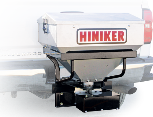 Hiniker | Salt & Sand Spreaders