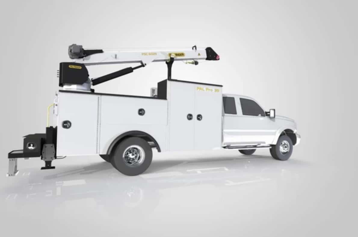 PAL Pro 39 - Universal Truck