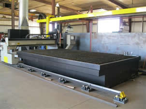 Snow Plow Installation, Snow Plow Sales and Installation, Plasma Cutting Table