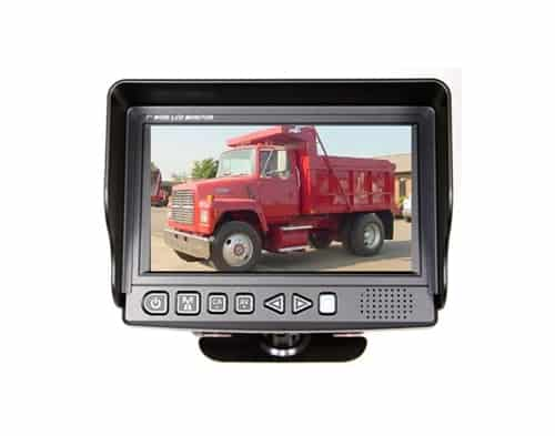 Commercial Truck Accessories - Backup Camera