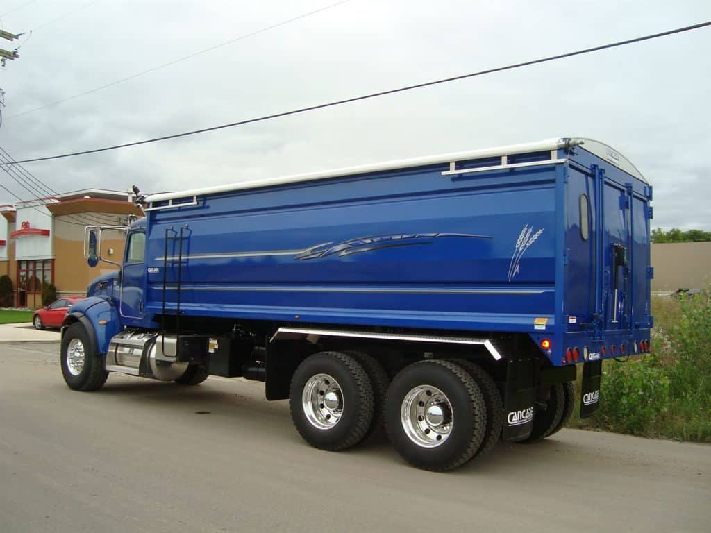 Grain Truck For Sale