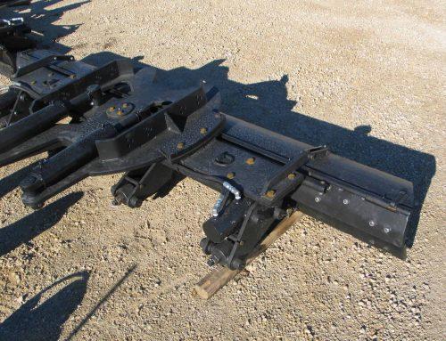 Universal | Folding Moldboard Scraper