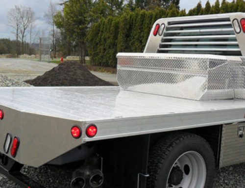 Truck Craft | Platform Beds
