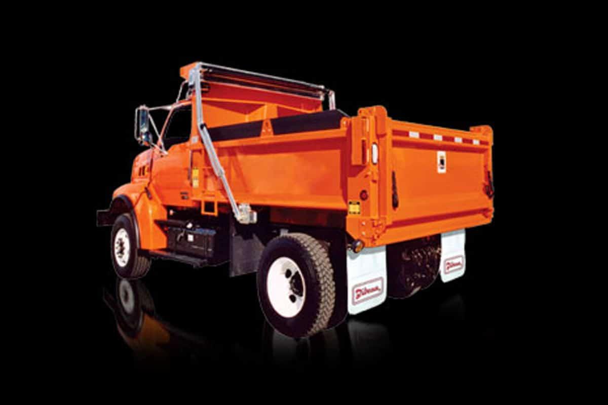 Bibeau Municipal Truck