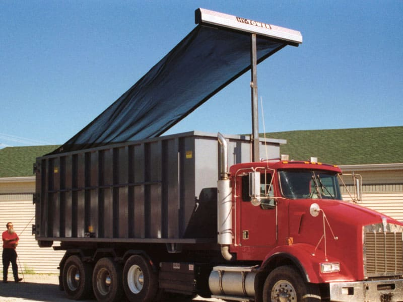 Truck Accessories - Tarp