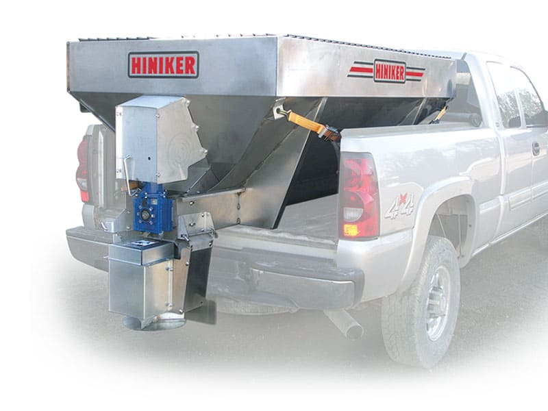 Dual-Motor Electric Auger Delivery Spreader