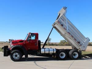 MARK E Tandem Axle Dump Body