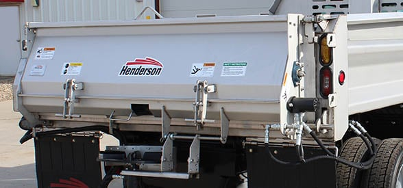 Henderson Replacement Tailgate Spreader