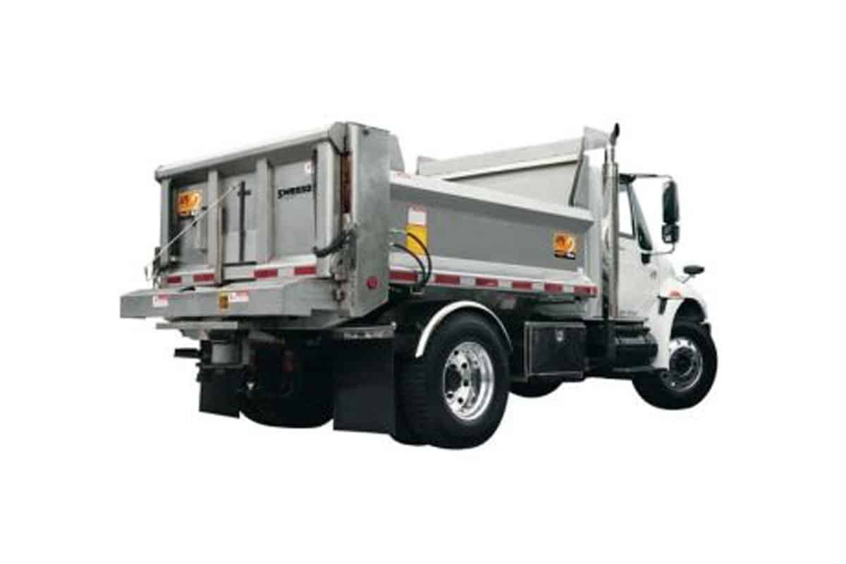Swenson Products - Dump Truck