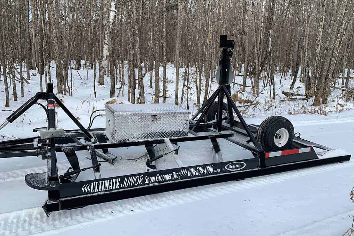 Ultimate Junior Snow Groomer Drag
