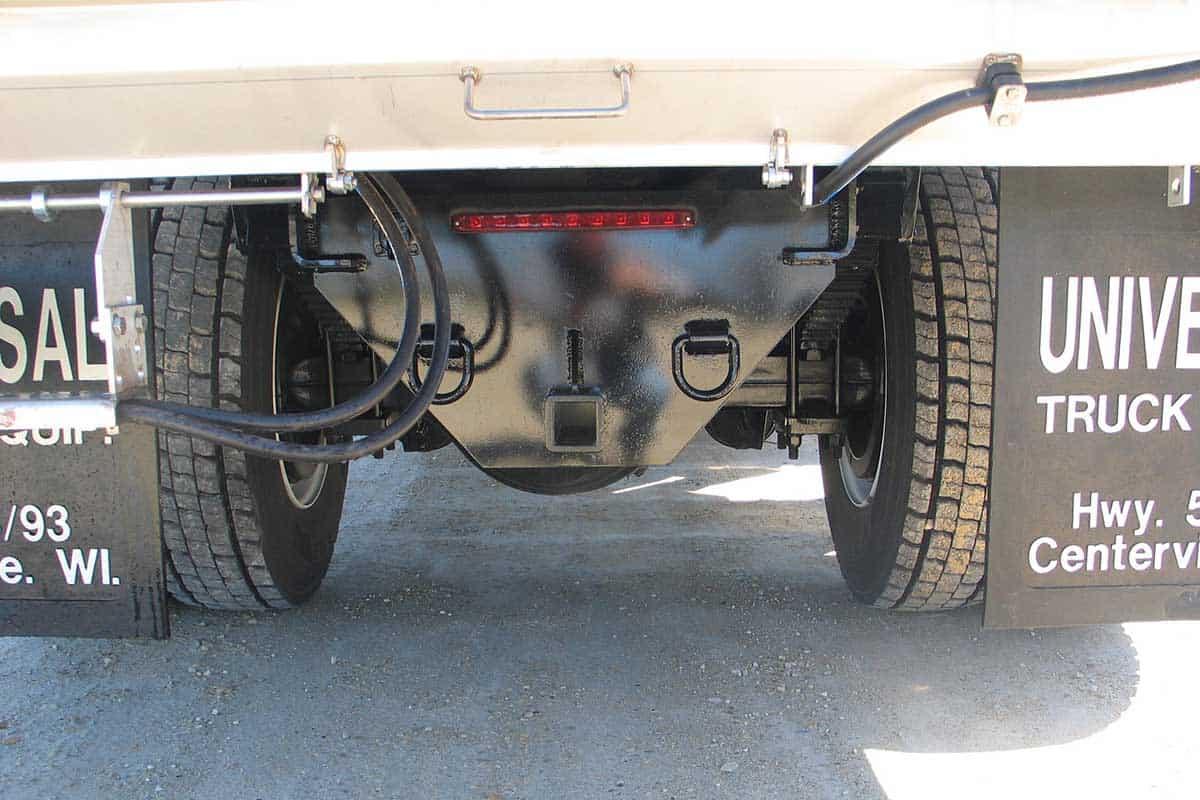 Universal Rear Hitch Assembly