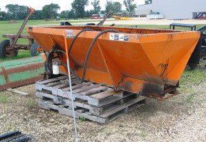 Used Henderson Hydraulic V-Box Sander